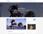 Exploore – free modern and versatile WordPress theme for blogging