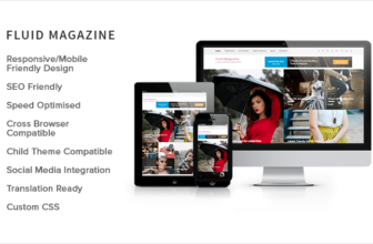 Top 5 free and professional magazine WordPress themes in June 2017