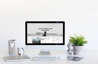 Writers – Free SEO optimized WordPress theme for writers