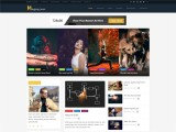 Magazina – Free Magazine WordPress theme