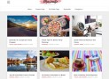 Marinate – Free Food blog WordPress theme