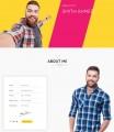 Monty – Free Resume WordPress Theme