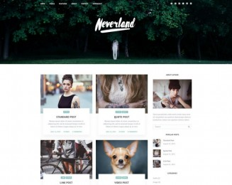 Best Free Minimalist WordPress Themes for bloggers