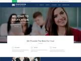 Edufication – Free educational WordPress theme