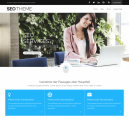 Seofication – Free Onepage business WP theme for marketing agencies