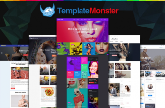 Templatemonster discount: get any WordPress theme with 25% off coupon