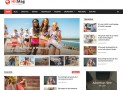 HitMag – Free Magazine WordPress theme