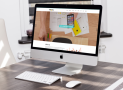 Total – Free corporate, personal and portfolio WordPress theme