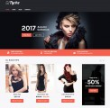 Tyche – Free E-commerce WordPress theme